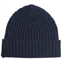 Pashmina Cashmere Knitted Beanie