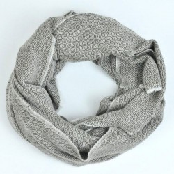 Diamond Style Cashmere Muffler for man and Woman