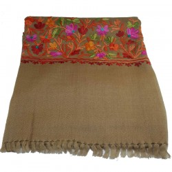 Embroidery Cashmere Shawl