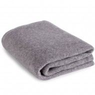 Pashmina Cashmere Throw Blanket