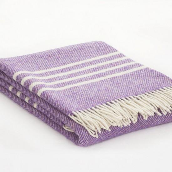 Cashmere Herringbone Reversible Light Weight Throws Blanket