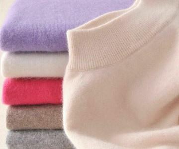 Cashmere Pashmina Woman Sweater